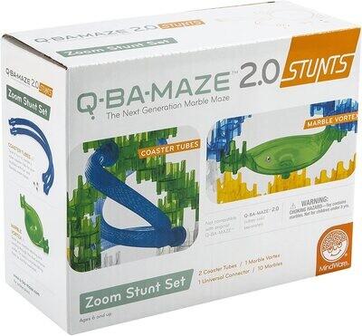 Q-Ba Maze 2.0 Zoom Stunt Set