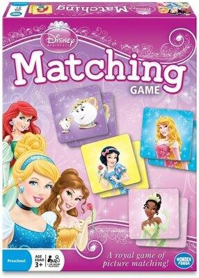 Ravensburger 01290 Disney Princess Matching Game
