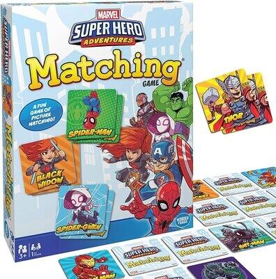 Ravensburger 01292 Super Hero Matching