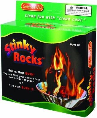 Science Wiz Stinky Rocks