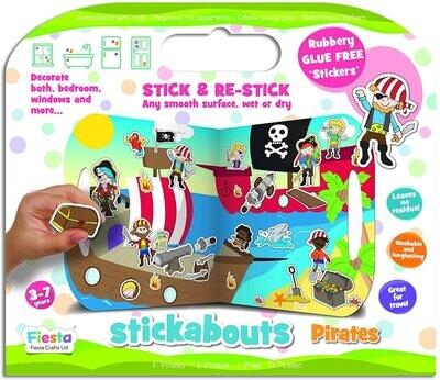 Stickabouts Pirates