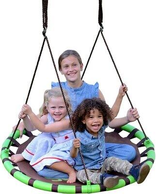 Swurfer Orbit 40 Inch Trampoline Swing