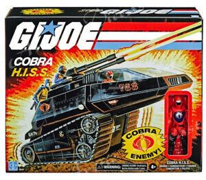G.I.Joe Hiss tank Vehicle Exclusive
