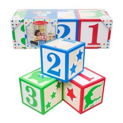 Jumbo ABC Blocks