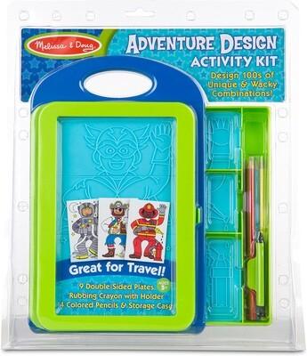 MD Adventure Design Activity Kit