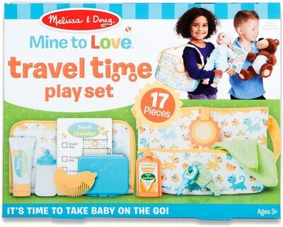 MD Mine to Love Travel Time Play Set