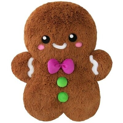 """Squishable Gingerbread Man 15"""""""