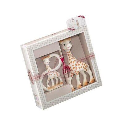 Sophie La Girafe Classic Creation Birth Set Small