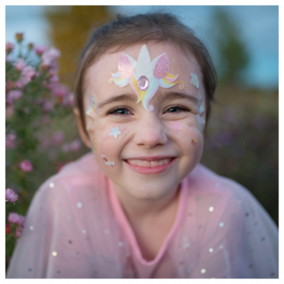GP Unicorn Fairy Face Stickers