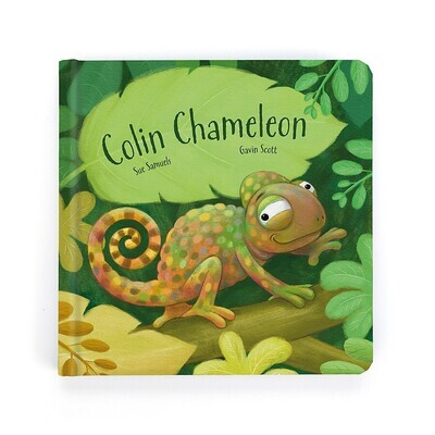 JC Colin Chameleon Book