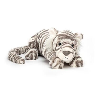 JC Sacha Snow Tiger Little