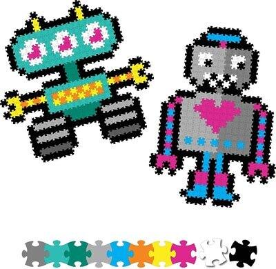 Jixelz Roving Robots