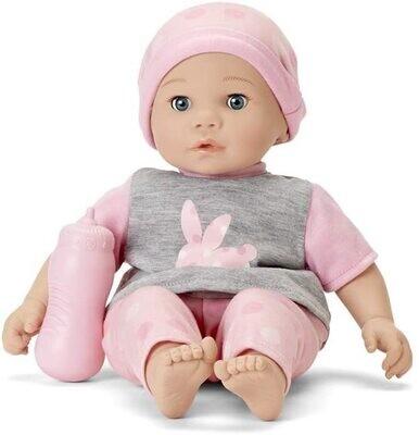 """Madame Alexander 14"""" Sweet Smiles Pink"""