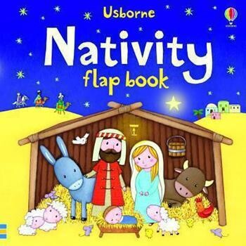 Usborne Nativity Flap Book
