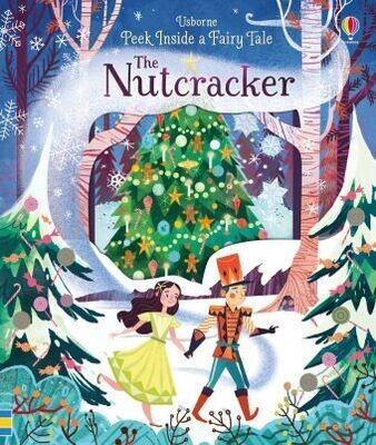 Usborne Peek Inside a Fairy Tale: The Nutcracker