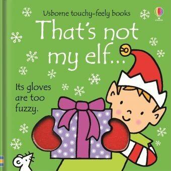 Usborne That's Not My Elf