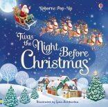 Usborne Pop-Up Twas the Night Before Christmas
