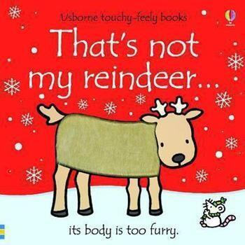 Usborne That's Not My Reindeer