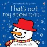 Usborne That's Not My Snowman