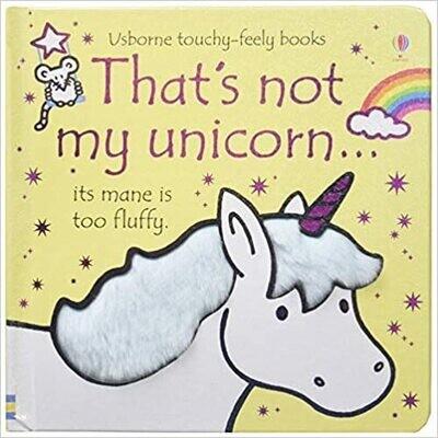 Usborne That's Not My Unicorn