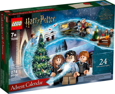 Lego 76390 Harry Potter Advent 2021