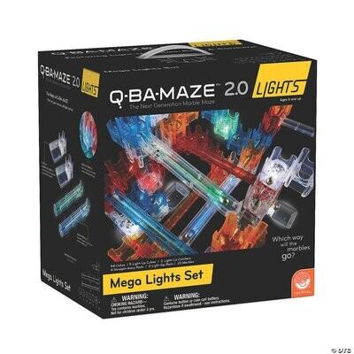 Q-Ba-Maze Mega Lights Set