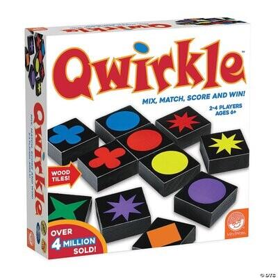 Qwirkle Family Game