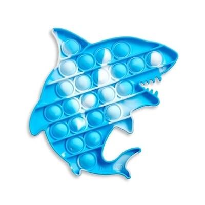 OMG Pop Fidgety Shark