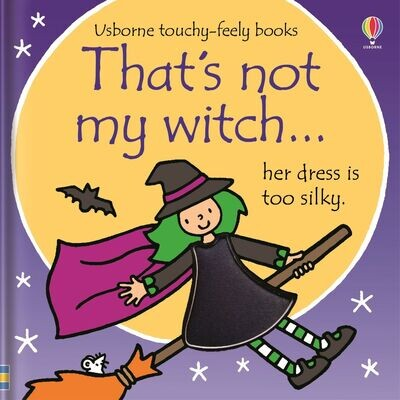Usborne That's Not My Witch
