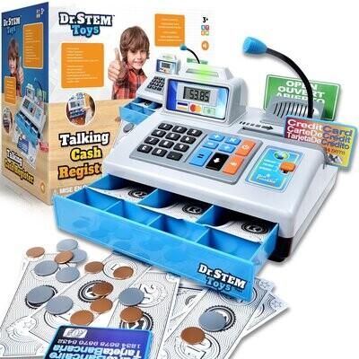Talking Cash Register