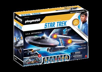 Playmobil 70548 Star Trek U.S.S. Enterprise Limited Edition