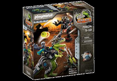 Playmobil 70624 T-Rex Battle of the Giants