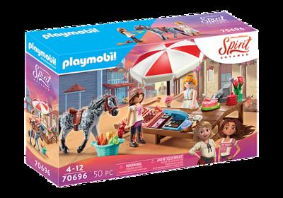 Playmobil 70696 Miradero Candy Stand
