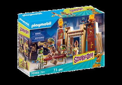 Playmobil 70365 SCOOBY-DOO! Adventure in Egypt
