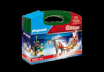 Playmobil 70312 Christmas Carry Case