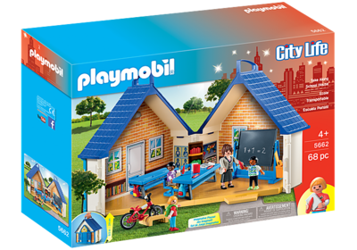 Playmobil 5662 Take Along School House