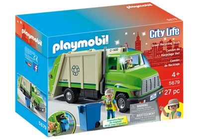 Playmobil Recycling Truck 5679