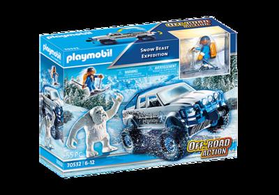 Playmobil 70532 Snow Beast Expedition
