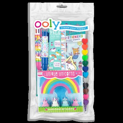 Ooly Oh My Unicorns & Mermaids Happy Pack