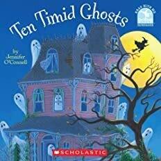 Scholastic Ten Timid Ghosts