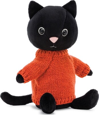 Knitten Kitten Tangerine