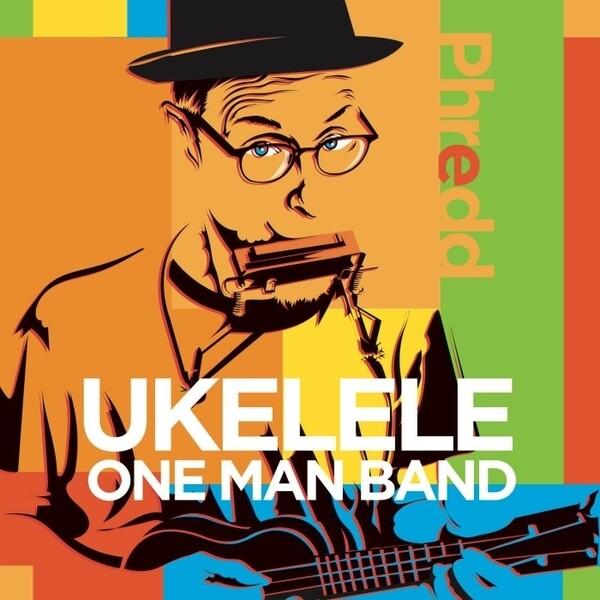 Ukulele One Man Band CD