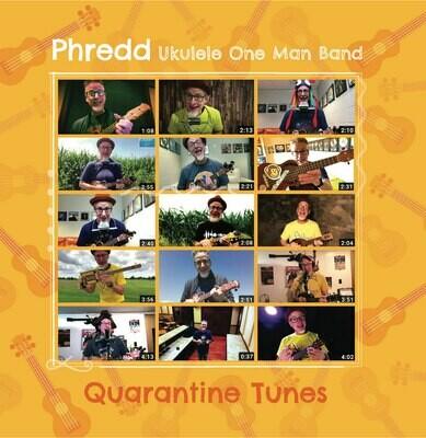 Quarantine Tunes CD
