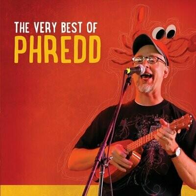 The Very Best of Phredd CD