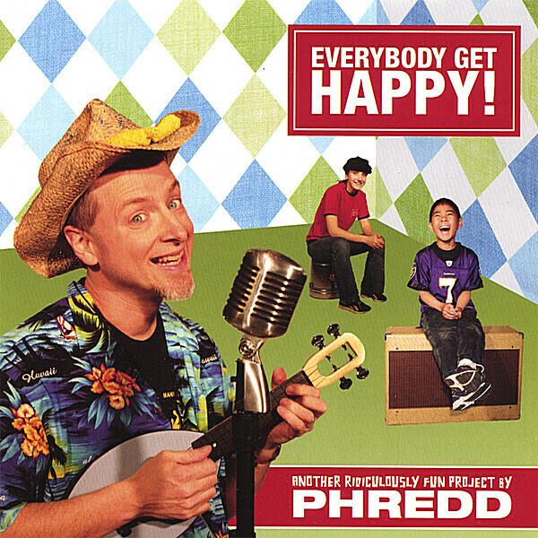 Everybody Get Happy CD