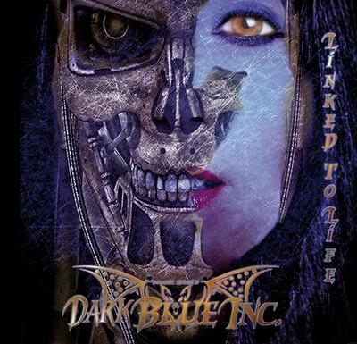 "CD ""Linked To Life"" (2019) / Dark Blue Inc."