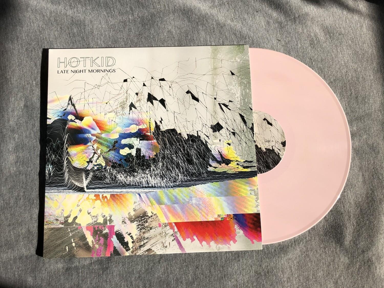 HotKid - Late Night Mornings LP