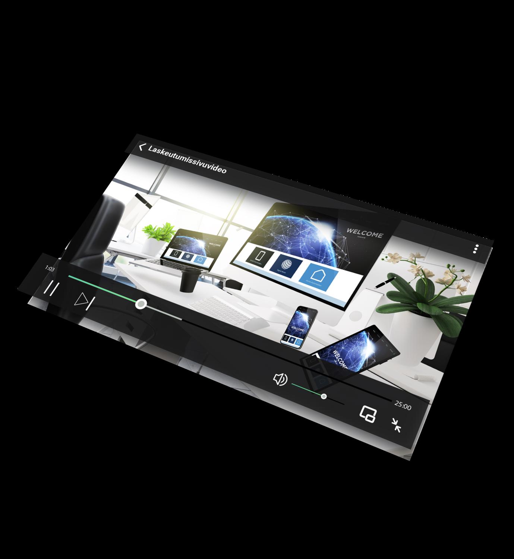 Ennakkotilaa - Tee laskeutumissivu, jonka avulla keräät liidejä video