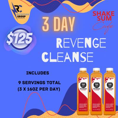 3 Day Revenge Cleanse