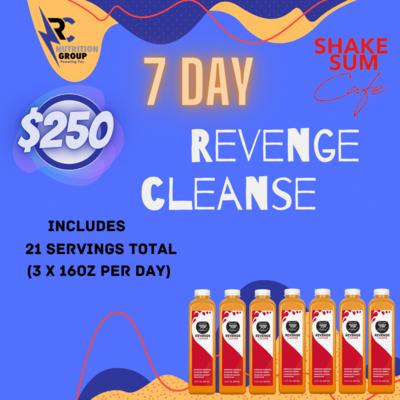 7 Day Revenge Cleanse
